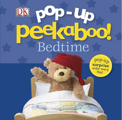 Pop Up Peekaboo! Bedtime