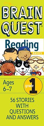 Brain Quest: Grade 1 Reading
