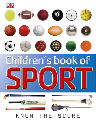Children's Book of Sports