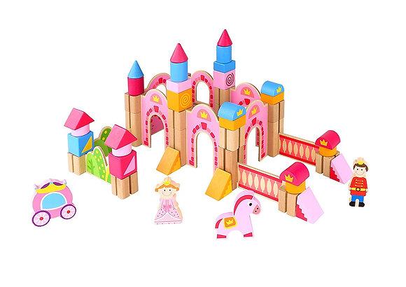 Princess Castle Block (60 pieces)