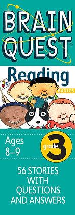 Brain Quest: Grade 3 Reading
