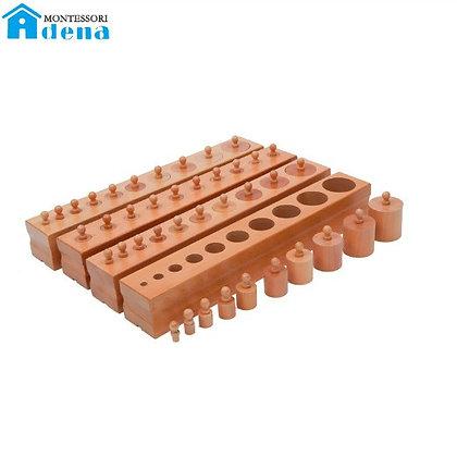 Cylinder Block (Set of 4)