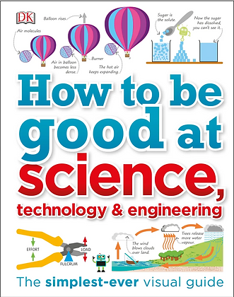 How to be good at Science, Technology and Engineering.