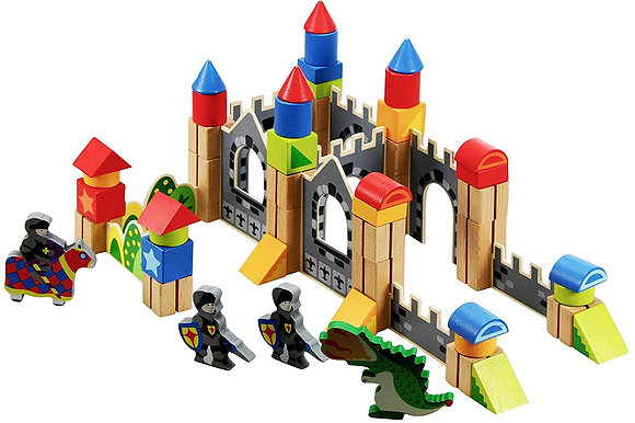 Knight Castle Block (60 pieces)