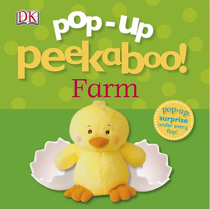 Pop Up Peekaboo! Farm