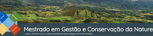 Candidaturas ao Mestrado em Gestão e Conservação da Natureza