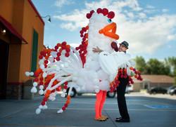 Balloon Chicken