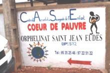 BENIN : ORPHELINAT DE PARAKOU