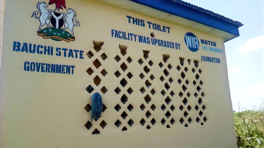 Toilets and Facility - Sanitation Upgrading Project