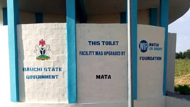 Public Toilets - Sanitation Upgrading Project