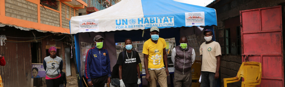 UN-Habitat Covid-19 Response