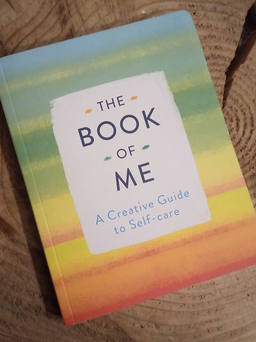 The Book of Me - a creative guide to self care