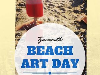 Beach Art Day