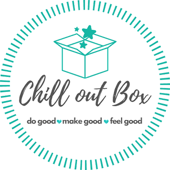 Chill out Box well being and creative gifts