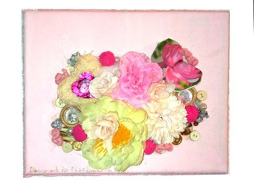 Flowers - Rebecca (20cm by 25cm)
