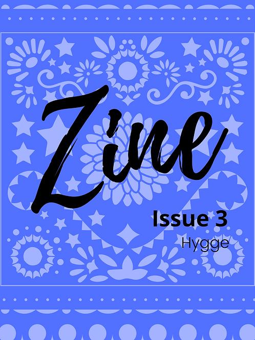 Digital Zine Hygge Edition