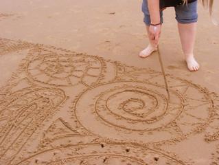 Sand Art 2015