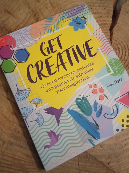 Get Creative by Lisa Dyer