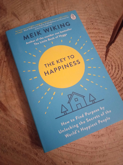 The Key to Happiness by Meik Wiking