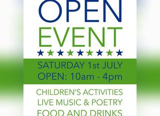 Open Event at Chilli Bizarre