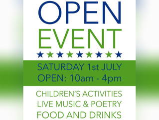 Open Event at Chilli Bizarre