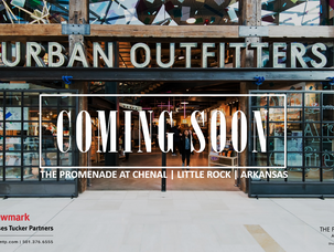 Urban Outfitters coming to The Promenade at Chenal, first in Arkansas