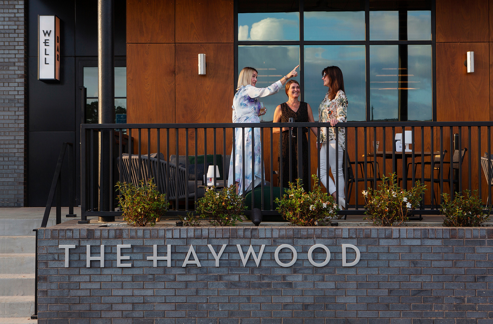 The Haywood Exterior