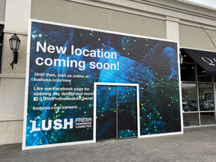 LUSH to Join Growing List of Unique Stores at The Promenade at Chenal