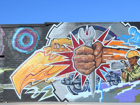 Cromwell Announces Dedication Ceremony for New Mural in East Village
