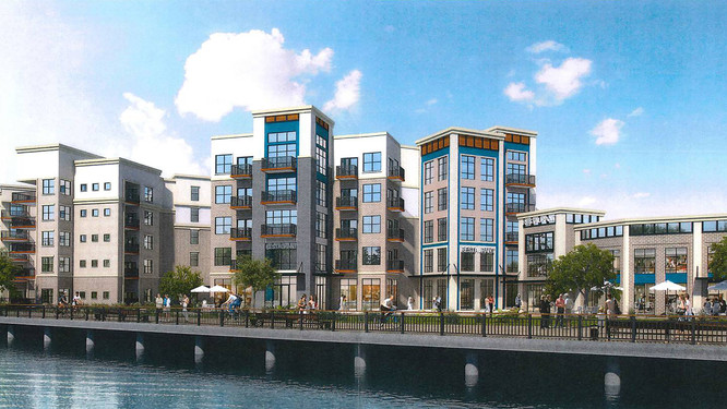 NEW $36 MILLION UPSCALE APARTMENT PROJECT SLATED FOR DOWNTOWN ARGENTA - THE VUE