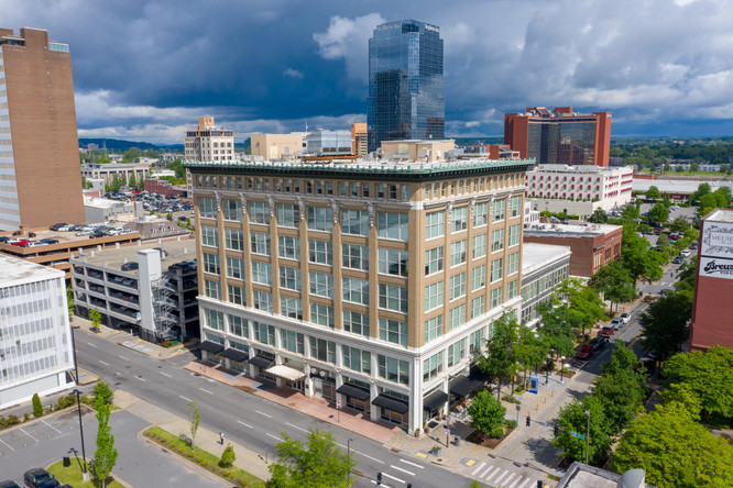 Iconic Mann Building Sold for $16.5 Million