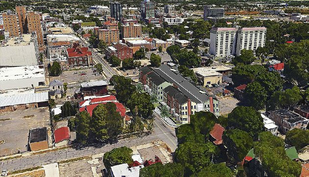 Hearing set on new 50-unit apartment complex in downtown Little Rock