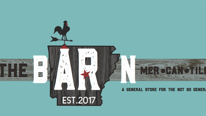 That Modern Mercantile: The bARn