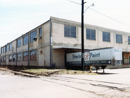 Cromwell Announces Historical Exhibit in the Paint Factory