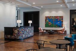 The Haywood Lobby