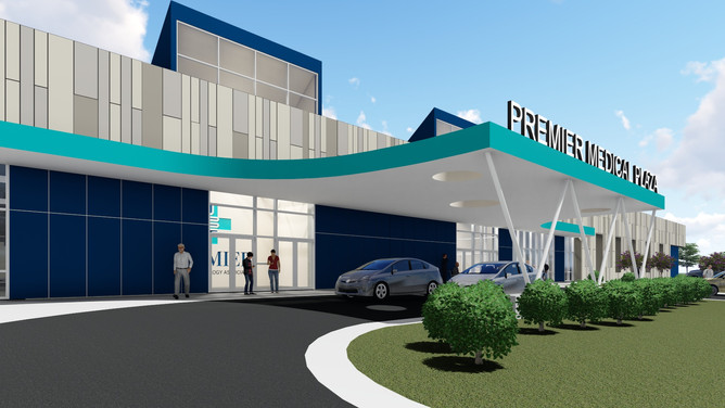 $35 million Medical Facility Planned for Little Rock