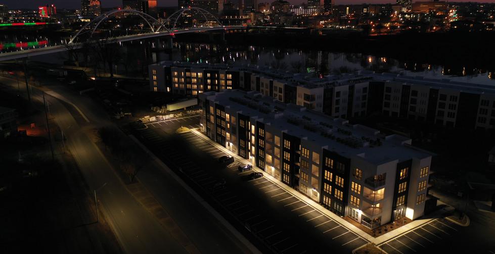 Night View December 17, 2020