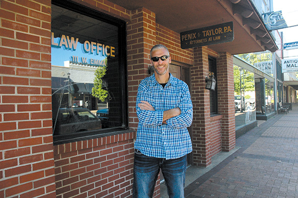 Owners Discuss Plans for Downtown Springdale Property