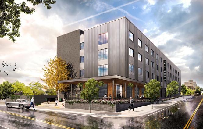 Groundbreaking Held For $14M Haywood Hotel in El Dorado