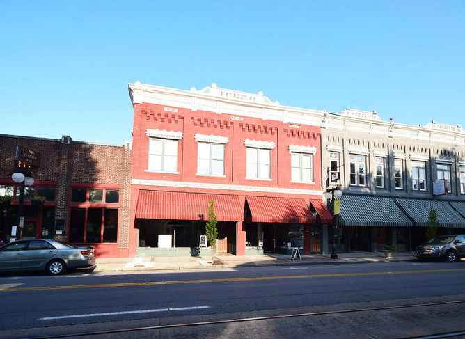 New Businesses Opening in Recently Purchased Building in Argenta