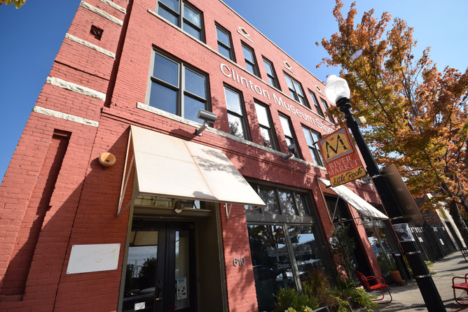 New owner for River Market building that housed Clinton store