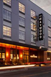 The Haywood Exterior