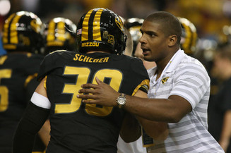 Michael Sam: Coming out was the right thing to do