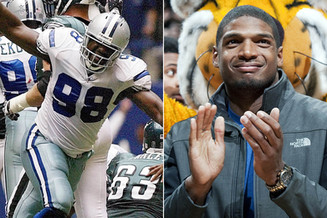 Michael Sam is Officially a Dallas Cowboy
