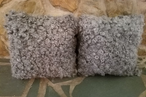 "Pillow 12"" x 12"" - Gotland Sheepskin"