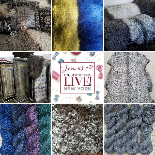Welcome To Vogue Knitting Live New York Jan 12th 14th Gotland