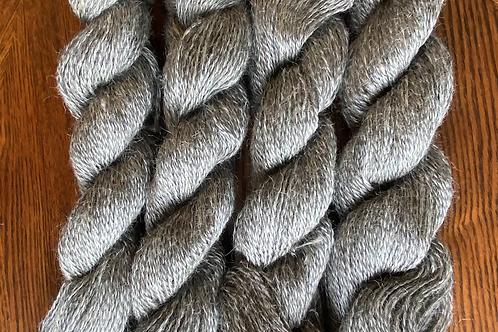Gotland Yarn - Silvergrey