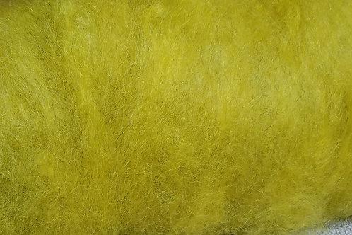 Carded Gotland wool - 1 lb