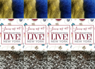 Welcome to Vogue Knitting Live! Jan 12th - 14th, Marriott Times Square, New York