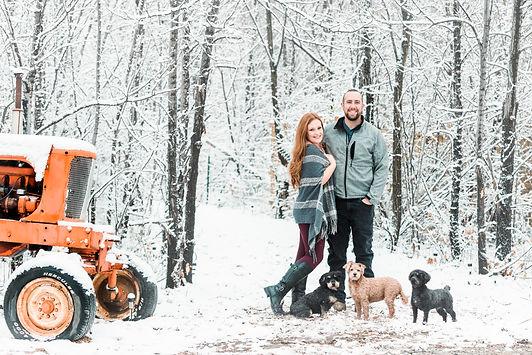Brent Winsor Family